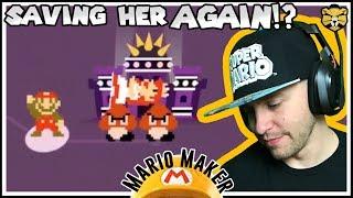 When Good Levels Go Bad: 100 Man Super Expert Super Mario Maker