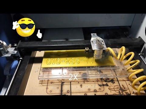 50 Watt Co2 Laser Cutter Engraver From China Ebay Lase