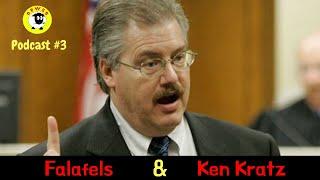 Falafels & Ken Kratz - The Great Big Welsh Sketch Show Podcast #3