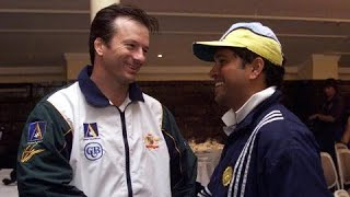He didn't seize the initiative: Waugh on Tendulkar
