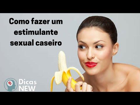 Receitas faceis e rápidas estimulante sexual caseiro