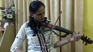 Idukki (Maheshinte Prathikaram) - Violin Version by Roopa Revathi