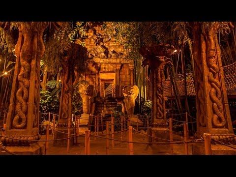 Disneyland   Indiana Jones Adventure   Queue Loop (Radio & Generator)
