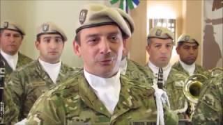 Reconocimiento a la Banda Militar
