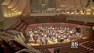 San Francisco Symphony Rehearses Chinese New Year Concert at Davies