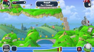 Worms Crazy Golf PC/Mac Gameplay