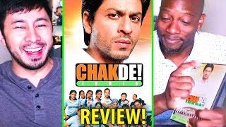 CHAK DE INDIA | Shah Rukh Khan | Movie Review w/ Syntell Koay