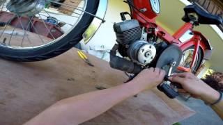 MONTAGE KIT 50cc DOPPLER / Peugeot 103 MVL