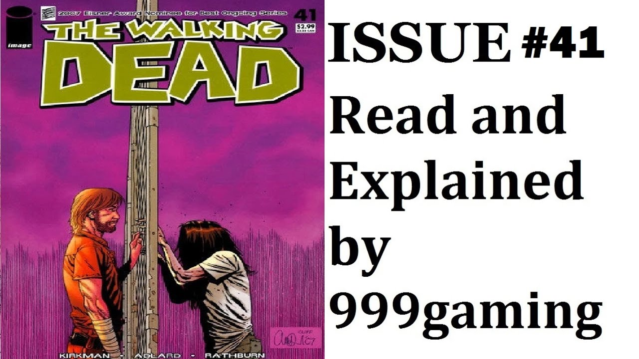 the walking dead issue 41 online dating