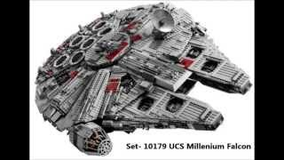 Top 10 Biggest Lego  Star Wars Sets In The World