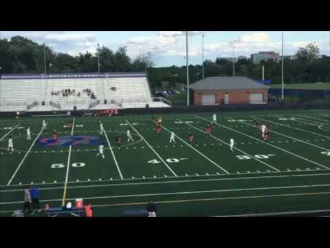 James Monroe vs Riverside 2017 - Soccer