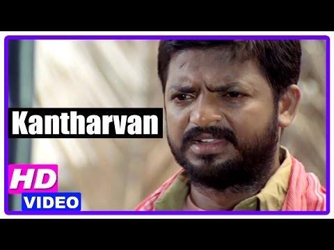 Kantharvan Tamil Movie | Scenes | Ganja Karuppu Comedy | Kathir Helps A Small Girl | Honey Rose