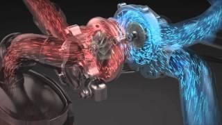 Le moteur turbo 998T Genesis de Yamaha