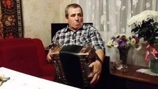 Russian folk song.Интересная, и как мне кажется необычная игра на гармошке