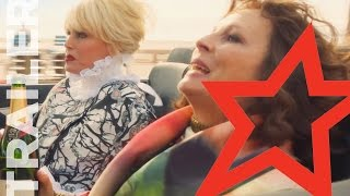 absolutely fabulous the movie official trailer joanna lumley jennifer saunders julia sawalha