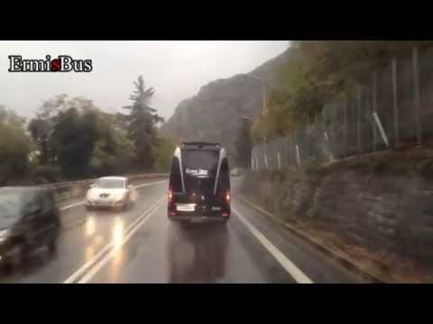 NEW MercedesBenz Sprinter 519 CDI Limo Vip Space Class  ErmisBus In Action !!!