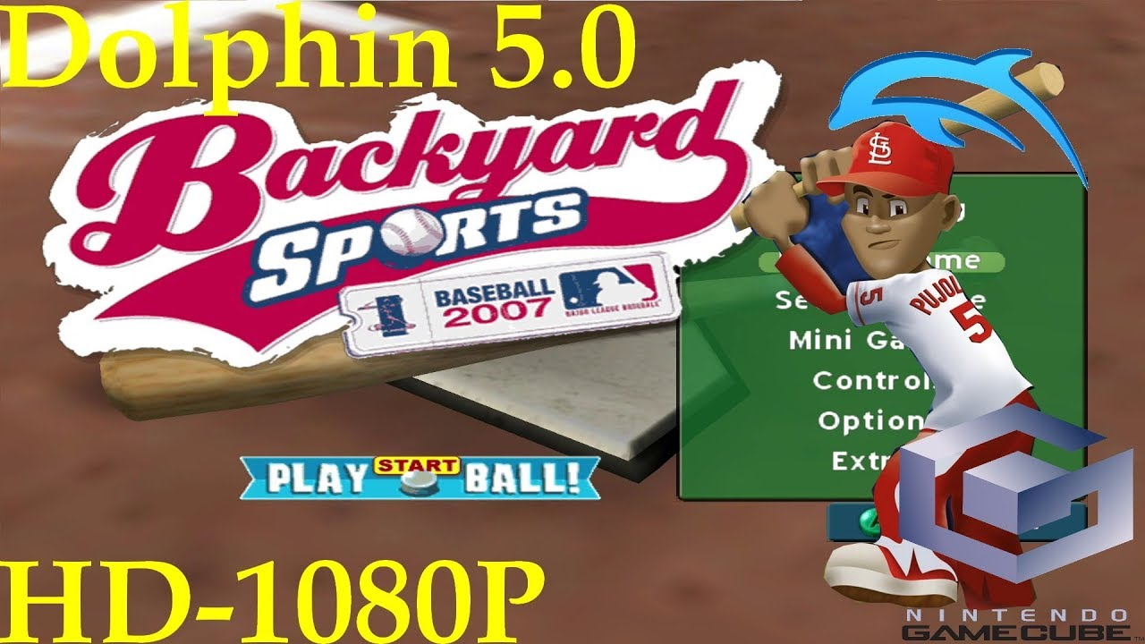 Backyard Baseball 2007 | Backyard Ideas