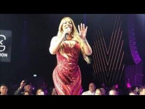 Mariah Carey Make Happen Azerbaijan 2017 live (vocal perfect)