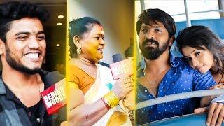 """Jolly Padam""-Meyaadha Maan Public Review | Priya Bhavani Shankar"