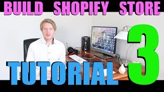 How To Build A Shopify Store Step By Step (Part 3) - Setup Taxes, Shipping, And Payments 2018