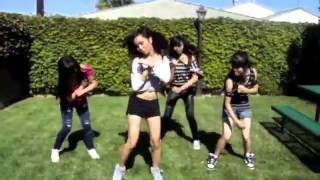 2ne1 i am best dance cover by anil chy