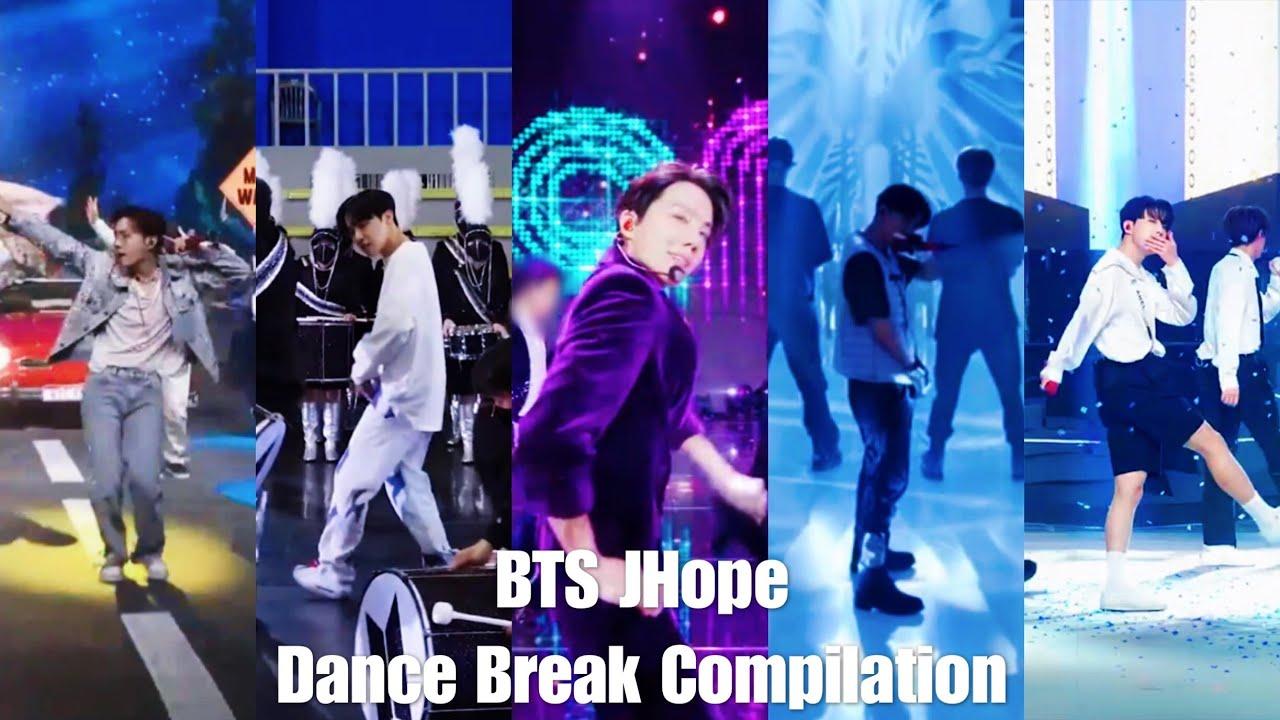 BTS J-Hope dance break compilation 2020 - 방탄소년단 제이홉