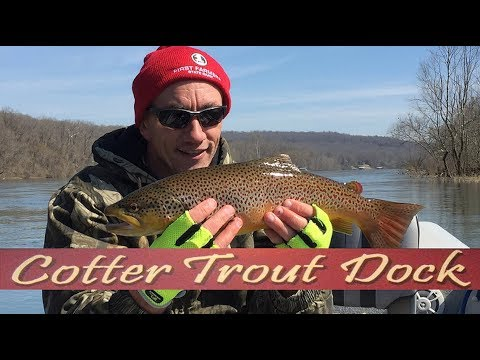Arkansas White River Trout Fishing Report March 27, 2019