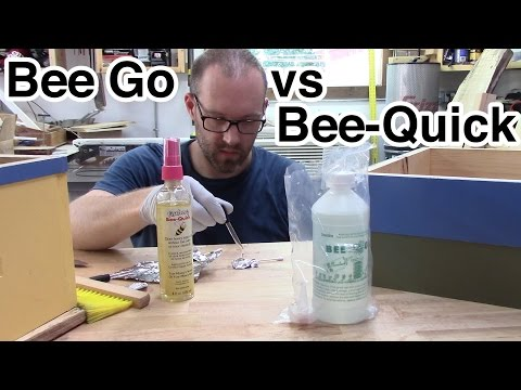 Bee-Quick vs Bee Go