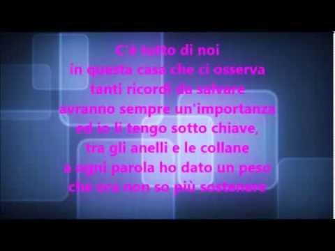 Francesco Renga - L'amore Altrove (feat. Alessandra Amoroso) [con Testo]