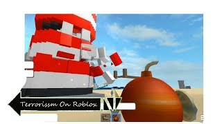 Terrorism on Roblox