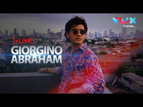 Giorgino Abraham Live Pertama Di YouTube - Coklat Biru [ VIVAcoustic ]