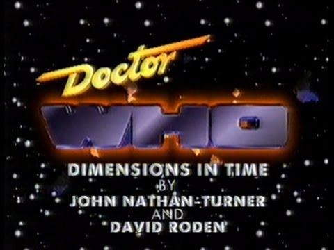 Doctor Who: Dimensions In Time  1993 Children In Need