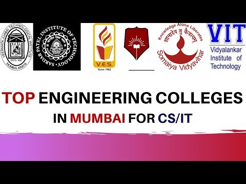 TOP  ENGINEERING COLLEGES IN MUMBAI FOR CS/IT
