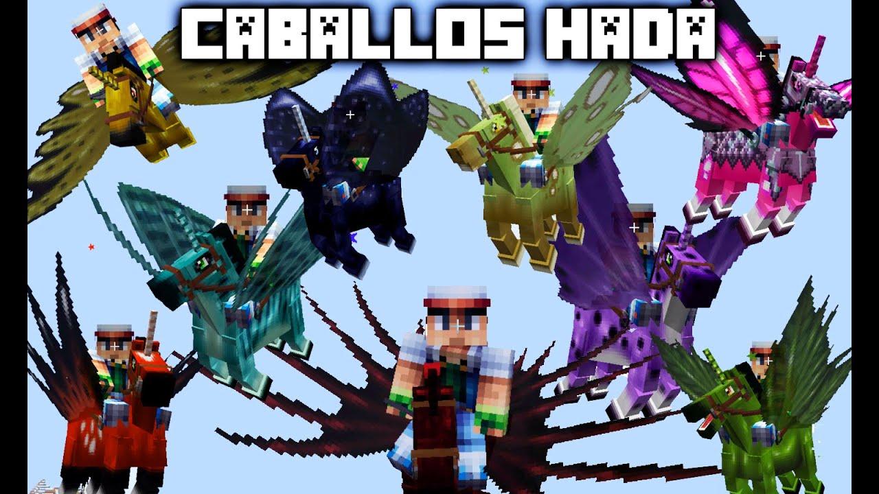 Todos los caballos Hada de colores en MoCreatures