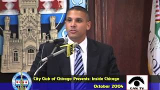 Ron Huberman, Executive Director, Office of Emergency Management & Communications