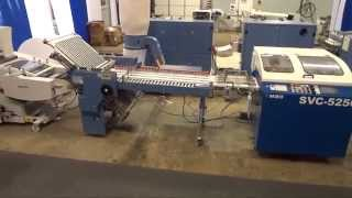 MBO High Speed Letterfold (820 ft/min)(This video shows MBO's High Speed Letterfold System, which is capable of producing 8 1/2 x 11 letterfolded product at 820 ft/min, or over 53000 sheets/min!, 2015-07-30T18:10:12.000Z)