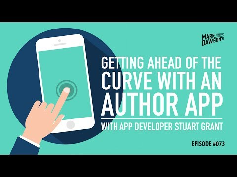 SPF Podcast 73: Apps for Authors