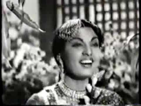 Uma Devi. (Tun Tun)  Jhoom Khushi Se Jhoom... (Dard 1947)