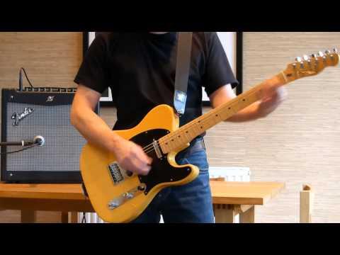Brown Sugar : Rolling Stones Guitar Cover (HD 1080p)