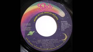 The Whispers - And The Beat Goes On (1979) (Solar 45rpm single)