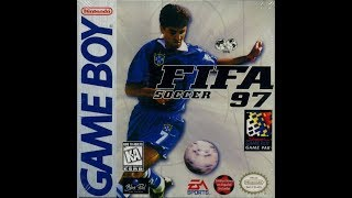 FIFA Soccer '97 (Nintendo Game Boy) - Chile vs. Mexico
