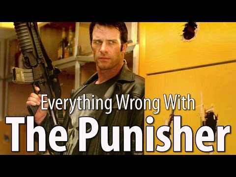 Everything Wrong With The Punisher In 15 Minutes Or Less