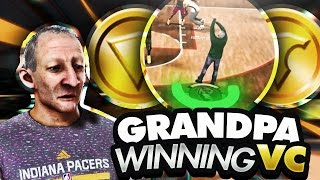 grandpa mod winning millions of vc at the stage overpowered shot creator needs to be patched
