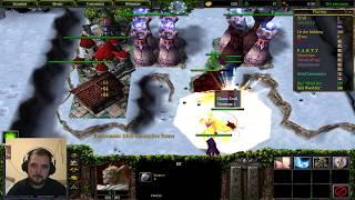 Warcraft III (Тролли и Эльфы) by TaeR, Wycc, PagY, Asma [21.11.18]