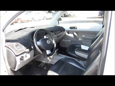 2000 VW New Beetle GLS Video