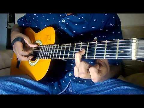 Yeshu Tera Naam Guitar Tabs / Lesson Intro Solo