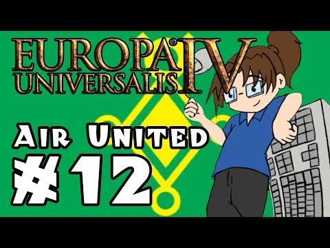 Europa Universalis IV: AIR UNITED - Ep 12