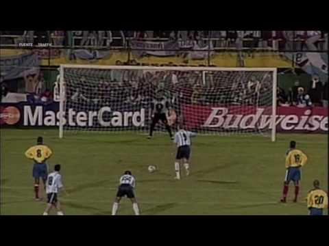 Hace 18 años en Luque Martín Palermo fallaba 3 penales en un partido. Esta es la historia