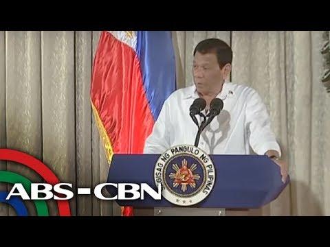 TV Patrol: Duterte 'umamin' sa EJK; Palasyo dumepensa
