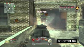 Repeat youtube video Fastest Nuke EVER Without Killstreaks (46 SECONDS!)